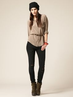 bbc40725650  lt 3 love this outfit Low Rise Skinny Jeans