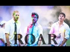 ▶ Roar - Katy Perry Official Music Video (Acapella Cover)  by Harrison, Kory, Cooper, and friends. Way to redeem yet another song where your cover is better than the original. I love the twist they spun on these lyrics by intertwining real people's stories and struggles. Inspiration.