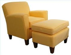 How to clean upholstered furniture using laundry detergent and water.