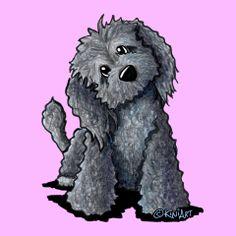 Doodle Dogs | KiniArt