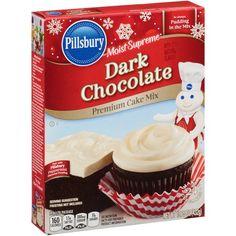 Dark Chocolate, Pillsbury, General Mills, Inc. One General Mills Boulevard Golden Valley, Minnesota, U.S. and the J.M. Smucker Company, Orrville, Ohio, United States.