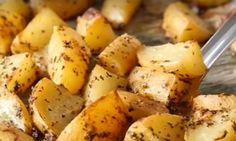 Envie de cuisiner vos pommes de terre autrement?  Ces pommes de terre GRECQUES sont PARFAITES
