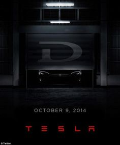Here comes 'the D':California-based #Tesla is set to make two major announcements today. R...