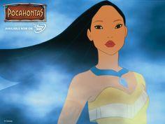 Pocahontas. Año 1995