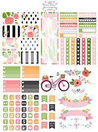 Hello Spring Bundle — ink&wink
