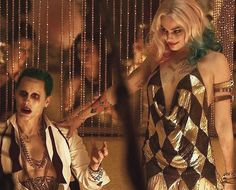 Harley Quinn And The Joker Margot Elise Robbie, Margot Robbie Harley, Harley And Joker Love, Joker And Harley Quinn, Sharon Tate, Naomi Lapaglia, Dc Comics, Jared Leto Joker, Jane Porter
