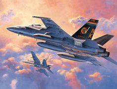 F/A-18A Hornet (Shigeo Koike)