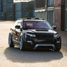 Exceptional Expensive cars info are offered on our site. Range Rover Evoque, Range Rover Sport, Vossen Wheels, Car Wheels, Suv 4x4, Range Rover Supercharged, Offroader, Luxury Suv, Modified Cars