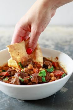 Easy Moroccan Lamb Stew Recipe