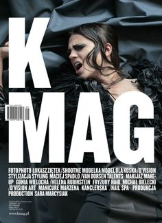 Typography for K Mag