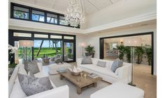 House of Paradise in Kailua, Hawaii, currently on the market for just under $23 million.