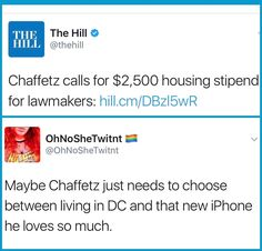 Chaffetz is your quintessential GOP moron. Heavy on the hypocrisy, zero self-awareness of his failed existence.