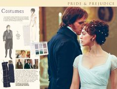 Pride & Prejudice (2005) Blog: Keira Knightley on working with costume designer Jacqueline Durran on her trifecta films 'Pride & Prejudice,' 'Atonement,' and 'Anna Karenina'