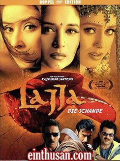 Lajja Hindi Movie Online - Manisha Koirala, Jackie Shroff, Anil Kapoor, Mahima Chaudhry and Rekha. Directed by Rajkumar Santoshi. Music by Anu Malik. 2001 [15] w.eng.subs