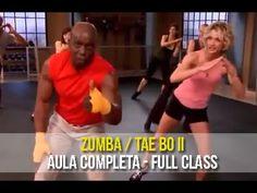 Zumba – Aulas Fitness completas para emagrecer Tae Bo, Zumba Fitness, Health Fitness, Bora Malhar, Perfect Body, Academia, Hiit, Stay Fit, Pilates