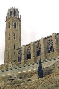 Lleida - La Seu Vella Catalonia