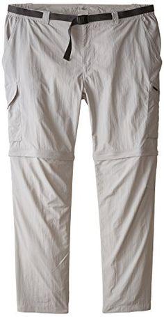 acc31ce896877 Columbia Sportswear Men s Big and Tall Silver Ridge Convertible Pant