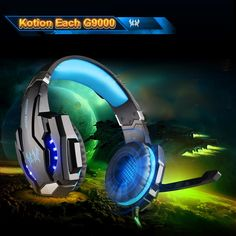 (26.55$)  Buy here - http://ai299.worlditems.win/all/product.php?id=32628673482 - 3 Colors USB 7.1 Surround Sound Version Game Gaming Headphone Computer Headset Earphone Headband with Microphone LED Light L3EF