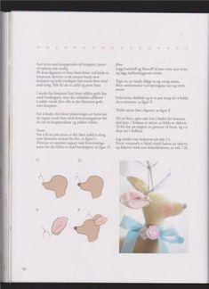 Тильда Олень:  выкройка мягкой игрушки из книги Tone Finnanger «Tildas Vintereventyr»
