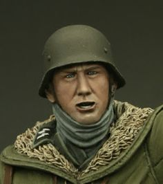 How To Painting Face Figure Scale (Easy For Beginers) Modeling Techniques, Painting Techniques, Painting Tutorials, Military Figures, Military Diorama, Plastic Models, Figure Painting, Scale Models, Camouflage