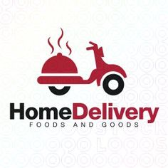 Exclusive Customizable Scooter Logo For Sale: Home Delivery | StockLogos.com