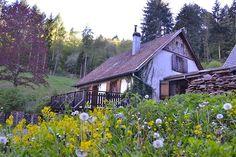 Gîte Sherpa - Gites Alsace du petit Dorsbach : Vallée de Munster