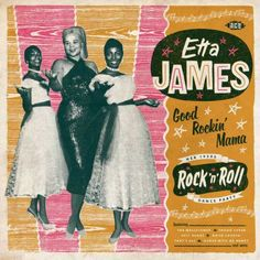 Good Rockin' Mama - Her 1950s Rock'n'Roll Dance Party (MP3)