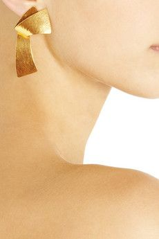 Hervé Van Der Straeten earrings