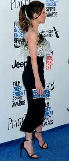 Independent Spirit Awards in Santa Monica - February 2017 Jeep, E Spirit, British Costume, Spirit Awards, English Actresses, Kate Beckinsale, Celebrity Feet, Film, American