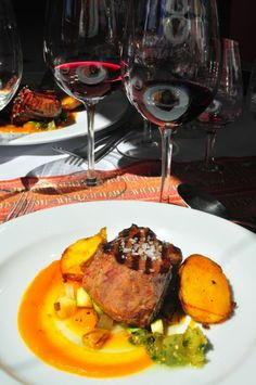 Lunching in Mendoza's wine country: Ruca Malen   Great Wine Capitals