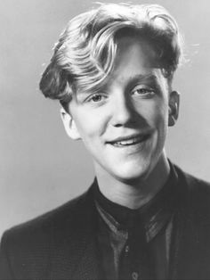 Anthony Michael Hall - Breakfast Club - Was one of the Brat Pack members.