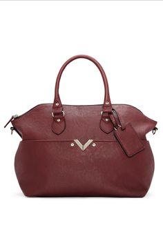 Burgundy Hand Bag / Sac à main bourgogne Best Handbags, Purses And Handbags, Mon Jeans, Burgundy Handbags, Fall Jeans, Crossbody Bag, Tote Bag, Dress Up Jeans, Red Handbag