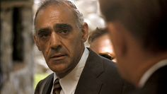 "The Godfather - ""Can you get me off the hook Tom..for old times sake."" ""Can't do it Sali"""