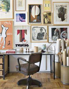 La casa de la directora de Elle Decoration Sudáfrica - ELLE.ES
