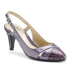 Soft Style by Hush Puppies Rielle Women's High Heels, Size: medium (6), Purple