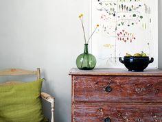Una hermosa casa de estilo gustaviano | Bohemian and Chic