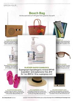 The New York Times loves Supergoop! Everyday UV Endless Summer Pump