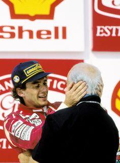 Senna -Fangio
