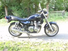 1992 Kawasaki 750cc Zephyr Frame no. ZR750C020259 Engine no. KZ750EE157864