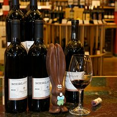 #Chocolate and #wine make the best of friends. #allears