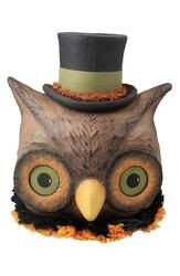 Bethany Lowe Designs Owl Decoration