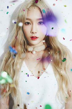 #Taeyeon #leader #SNSD #TTS #photoshoot