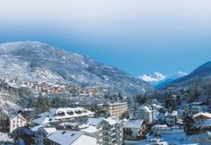 #Ski France Brides les Bains
