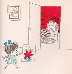 my vintage book collection (in blog form).: In the shop.... Mothers Day - illustrated by Aliki (plus more!)
