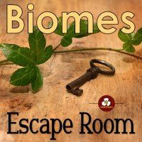Biomes Escape Room Find the clues in four engaging tasks to decode an encrypted message and escape! High School Biology, Biology Teacher, Teaching Biology, Middle School Science, Middle School Stem, Ap Biology, Teaching Tools, Teaching Ideas, 7th Grade Science