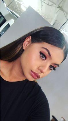 ♥️ Pinterest: DEBORAHPRAHA ♥️ Sofia Jamora makeup look