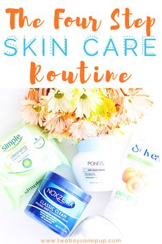 (Ad) The easiest skin care routine! If you like no-fuss skin care, then this is for you! To top it off, all products are inexpensive! #hydrateandglow #ponds #noxzema #stives #simpleskincare | Frugal living | beauty blogger | wellness | mom hacks | beauty hacks | facial Care | beauty products | cleansed | face wipes | simple beauty | self care | healthy skin | anti aging | pampering | skin care routine