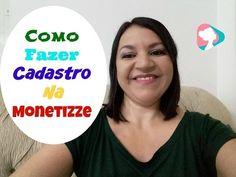 Como Fazer Cadastro e Ganhar Dinheiro Na MONETIZZE - Minicurso Aula 07  ...