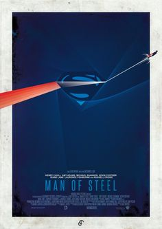 Man of Steel awesome poster