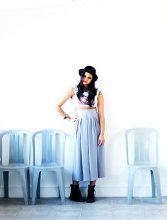 Model - Wardi. Photographer - Cara. Model, Pants, Fashion, Trouser Pants, Moda, Fashion Styles, Scale Model, Women's Pants